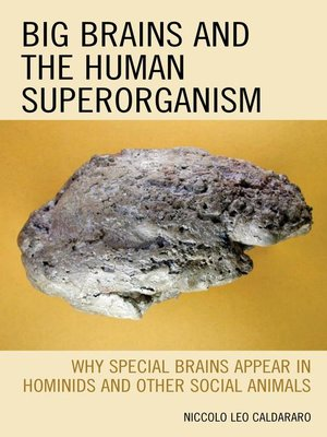 cover image of Big Brains and the Human Superorganism