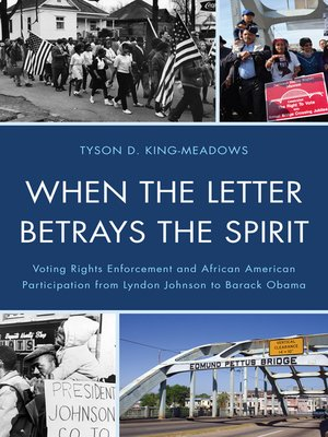 cover image of When the Letter Betrays the Spirit