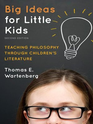 cover image of Big Ideas for Little Kids