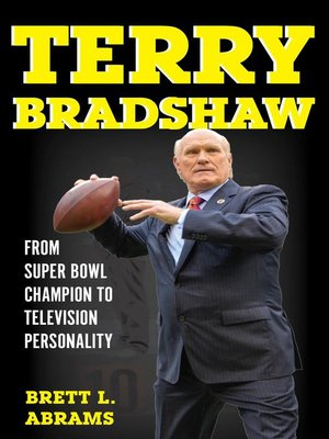 cover image of Terry Bradshaw