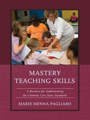 cover image of Mastery Teaching Skills