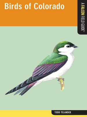 cover image of Birds of Colorado