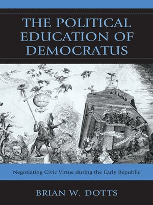 cover image of The Political Education of Democratus