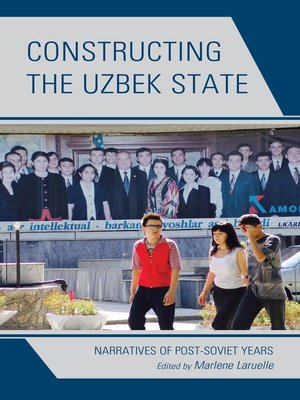cover image of Constructing the Uzbek State