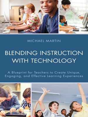 cover image of Blending Instruction with Technology