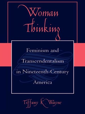 cover image of Woman Thinking