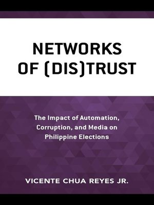 cover image of Networks of (Dis)Trust