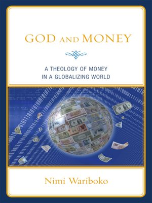 cover image of God and Money