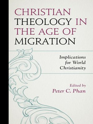 cover image of Christian Theology in the Age of Migration