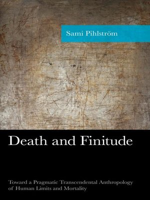 cover image of Death and Finitude