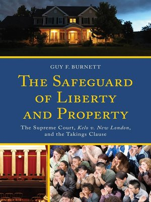 cover image of The Safeguard of Liberty and Property