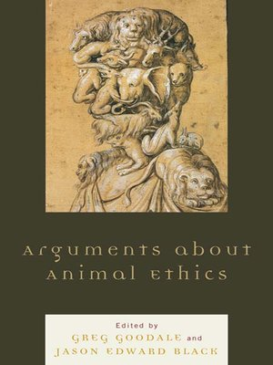 cover image of Arguments about Animal Ethics
