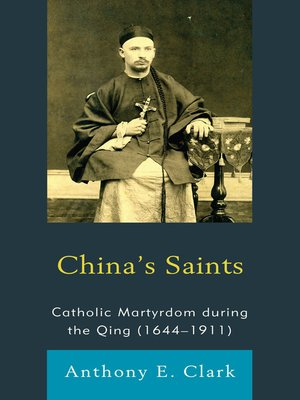 cover image of China's Saints