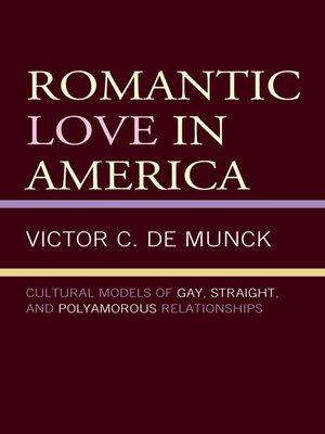 cover image of Romantic Love in America
