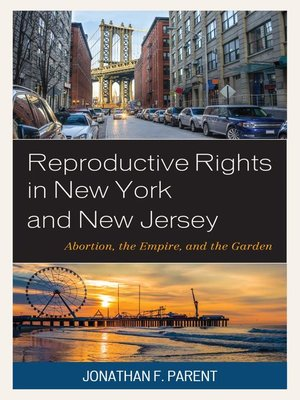 cover image of Reproductive Rights in New York and New Jersey
