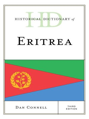 cover image of Historical Dictionary of Eritrea