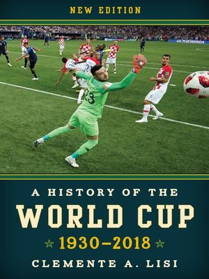 cover image of A History of the World Cup