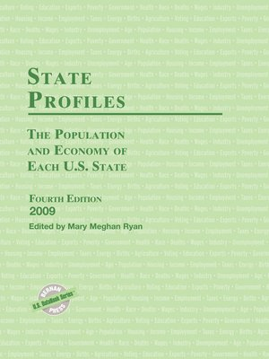 cover image of State Profiles
