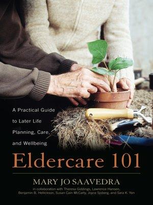 cover image of Eldercare 101