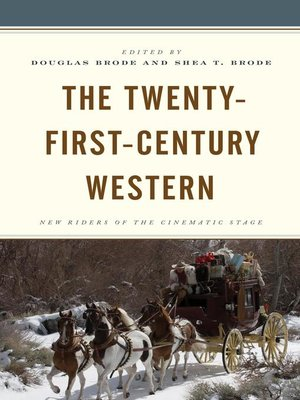 cover image of The Twenty-First-Century Western