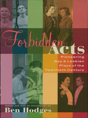 cover image of Forbidden Acts