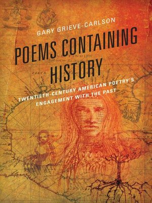 cover image of Poems Containing History