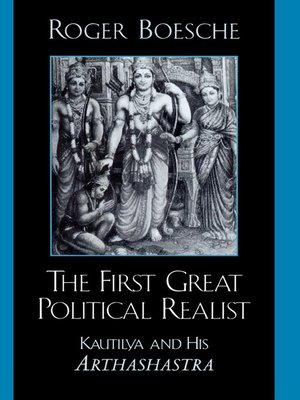 cover image of The First Great Political Realist