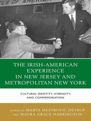 cover image of The Irish-American Experience in New Jersey and Metropolitan New York