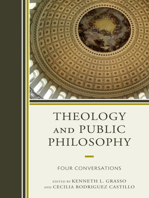 cover image of Theology and Public Philosophy