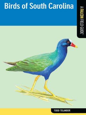 cover image of Birds of South Carolina