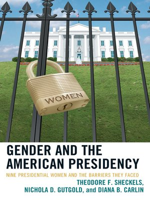 cover image of Gender and the American Presidency