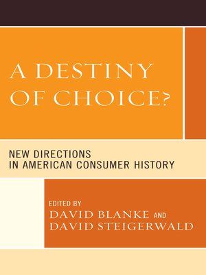 cover image of A Destiny of Choice?