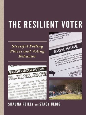 cover image of The Resilient Voter