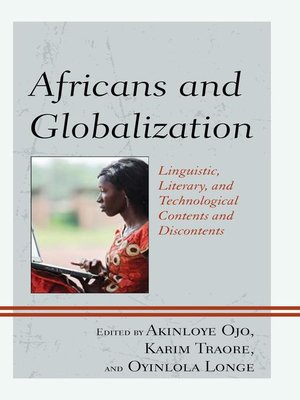 cover image of Africans and Globalization