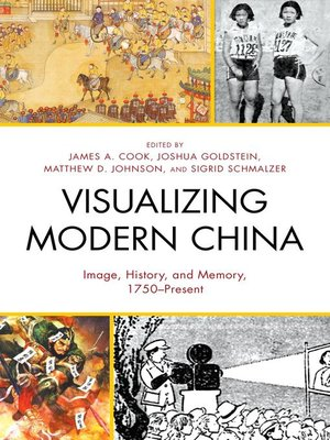 cover image of Visualizing Modern China