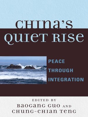 cover image of China's Quiet Rise