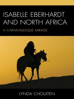 cover image of Isabelle Eberhardt and North Africa