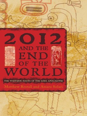 cover image of 2012 and the End of the World