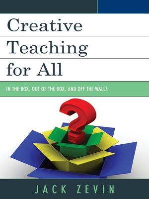 cover image of Creative Teaching for All