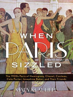 cover image of When Paris Sizzled