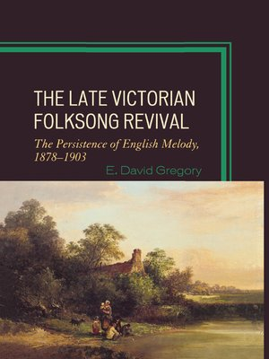 cover image of The Late Victorian Folksong Revival