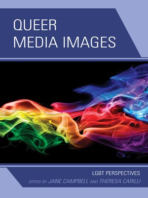 cover image of Queer Media Images