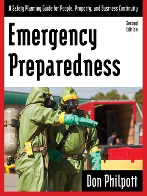 cover image of Emergency Preparedness