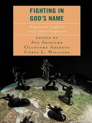 cover image of Fighting in God's Name