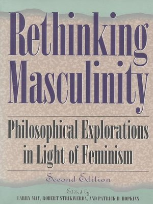 cover image of Rethinking Masculinity