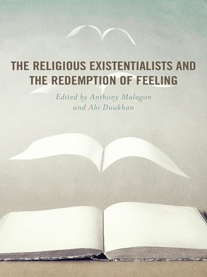 cover image of The Religious Existentialists and the Redemption of Feeling