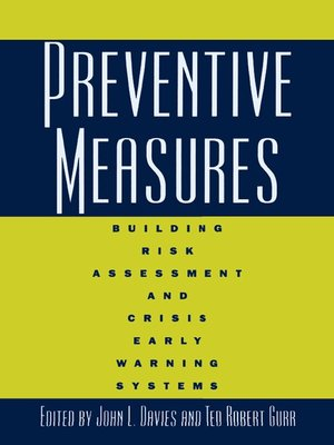 cover image of Preventive Measures