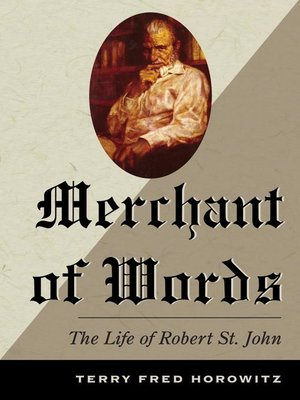 cover image of Merchant of Words
