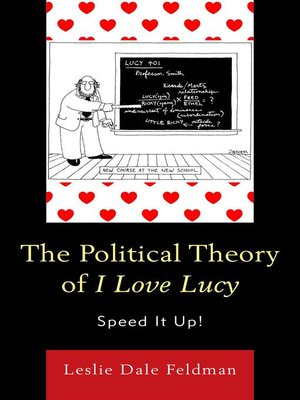 cover image of The Political Theory of I Love Lucy