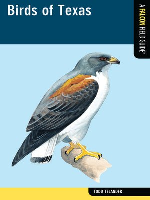 cover image of Birds of Texas